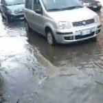 驚き!大雨が1時間降っただけで、こんなになっちゃう!イタリアの街
