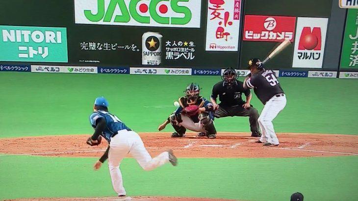 ソフトバンクホークス 神業!!!偉業達成!!! 柳田サイクルヒット!
