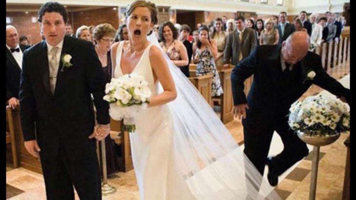 【ハプニング】こんなはずじゃなかったwwこんな結婚式なら爆笑の思い出!!【結婚式】