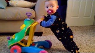 【面白動画】ジワる!無防備すぎでしょ赤ちゃん!【爆笑】Cute Funny babeis【Try not to laugh】