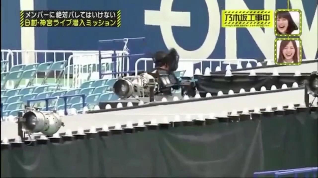 日村さんのヅラが取れてメンバー爆笑