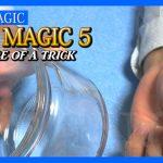 """【しょーもな】強固なガラス瓶を""""貫通する""""驚きマジック(※種明かし有)"""