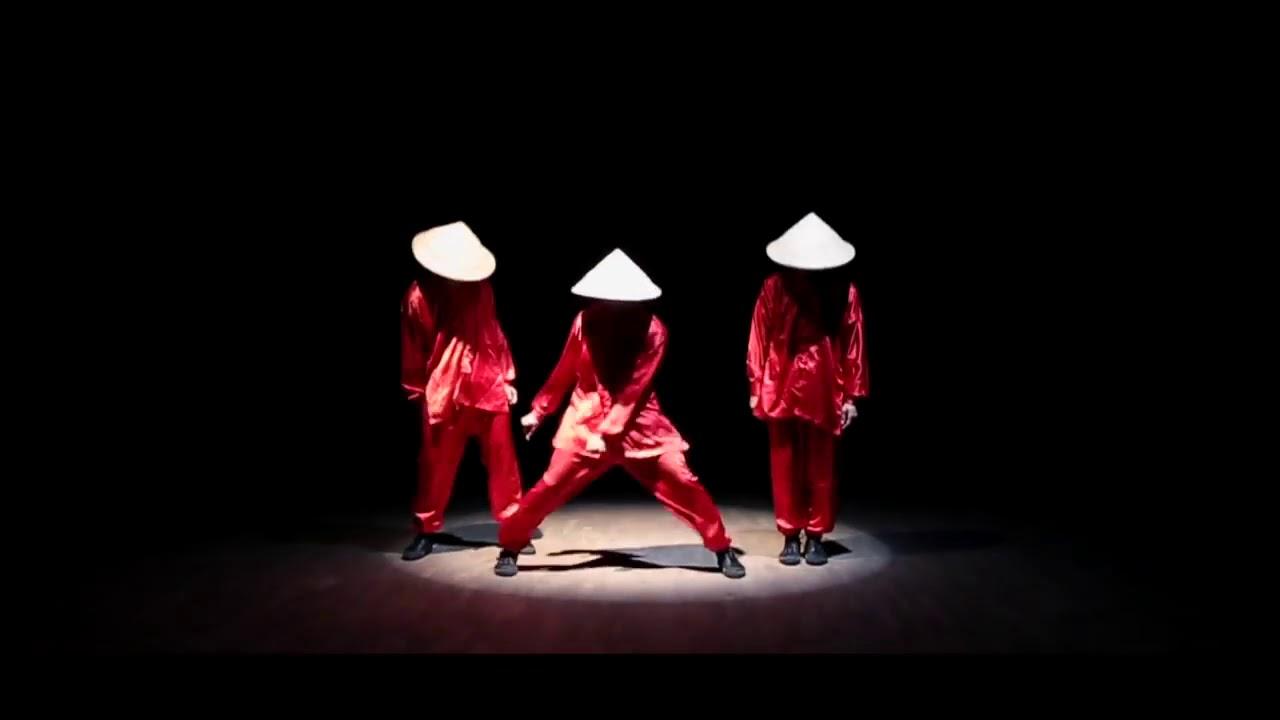 中国の神業ダンス