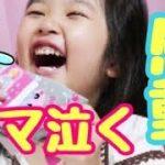 感動のお手紙にママが泣くはちゅどうする?!