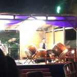【神業】ドラムと和太鼓のコラボレーション