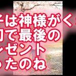 【泣ける話】育児のノイローゼ