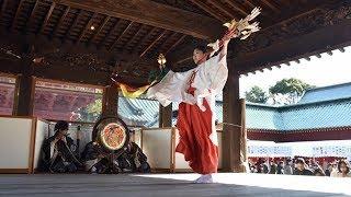 【衝撃】「なんて美しい舞…」「アニメだけの世界かと思ってた!」日本の巫女舞の映像に外国人が驚きと感動!【海外が感動する日本の力】海外の反応