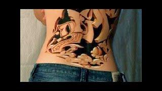 【閲覧注意】世界のすご過ぎる・笑えるイレズミ(タトゥー)を入れてる人たち! 世界中を感動せた意外な刺青 入れ墨