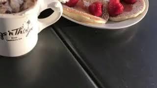 パンケーキの悲劇!笑えるまさかの瞬間!