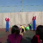 おもしろマリオ a-victory キッズダンス