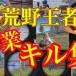 【神業】荒野王者のキルシーン集!立ち回り解説付き するさん