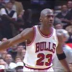 【これぞ神業!?バスケットボール】神様マイケルジョーダンスーパープレー集⑩