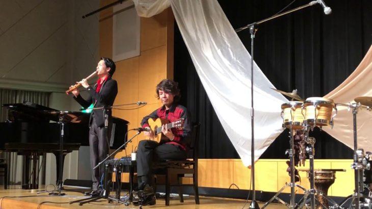 極限 KYOKUGEN/ギターと尺八の神業競演 G : IRVING KOJI イルヴィン コージ、尺八 (Shakuhachi) : Yuta Matsumura 松村湧太