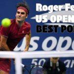 【テニス】【伝説】圧倒的王者…!?全米オープンのフェデラー神業スーパープレイ!【神業】Roger Federer Super Play US Open