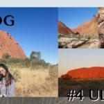 AUS VLOG | 澳洲VLOG #4 Uluru Ayers Rock 超感動看到最大的石頭 進入真實的風之谷| itsssL.L.