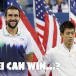 【テニス】錦織圭のリベンジは…!?マリン・チリッチのスーパープレイ!【神業】Marin Cilic Best Play