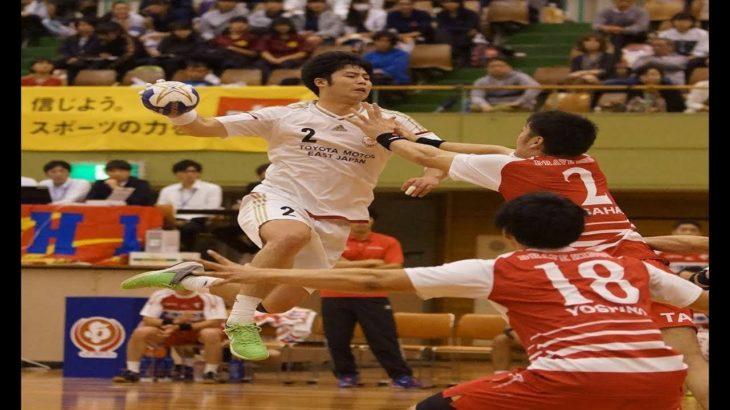 【ハンドボール】トヨタ自動車東日本レガロッソ!ゴールの瞬間【神業】handball