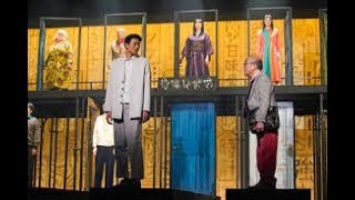 三島由紀夫「驚きのパンクな小説」を演劇化『命売ります』開幕