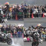バイクを自由自在に操りアクロバティックな神業連発 エクストリームバイク スタント team OGA 小川裕之選手 大空と大地のカーニバル 2018
