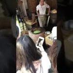 神業!高速餅つき!奈良県中谷堂