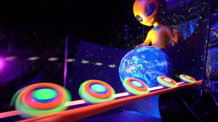 ベイブレード神業 宇宙編 | KAMIWAZA (Beyblade Trickshots Space Edition)
