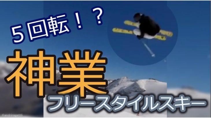 【神業】スキーヤーが空を舞うww 2019年インスタ厳選まとめ【Part 1】